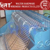 Wholesale Galvanized chain link fence for outside dog from china suppliers