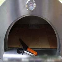 Quality outdoor wood fired pizza oven portable used wood burning oven for sale