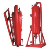 Wholesale 2000kg ZYQ series Gas liquid solid separator, Poor Boy Degasser for well drilling solids  from china suppliers