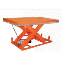 Wholesale 2016 Best selling model Lift table electric lift platform with good quality from china suppliers