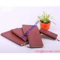 Wholesale Handmade geniune leather diary notebook blank books vintage leather covered diary from china suppliers