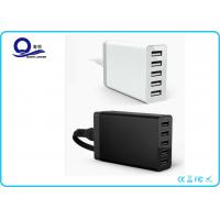 Wholesale 5 Ports Desktop USB Hub Charging Station with Smart IC Technology for iPhone from china suppliers