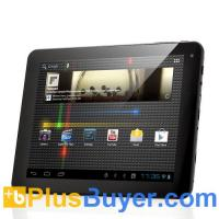 Wholesale MEWZ - 8 Inch Multi Touch Android 4.0 Tablet PC with 1.2GHz CPU and 1GB RAM from china suppliers