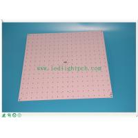 Lead Free aluminum LED Panel PCB design with mcpcb , SMD2835 5050 5630 G2 24v led