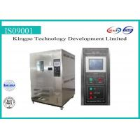 Quality Programmable Battery Testing Machine Temperature And Humidity Test Chamber Multi Function for sale