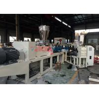 Wholesale Durable PVC Plate Rolling Machine / Tile Making Machinery For Walling And Cladding from china suppliers