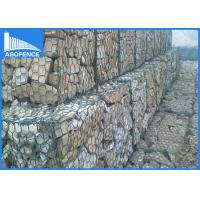 Wholesale Stainless Steel Wire Gabion Baskets Durable with Corrosion Resistance from china suppliers