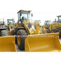 Wholesale SDLG LG953 wheel loader standard cabin with 3m3 standard bucket pilot control from china suppliers