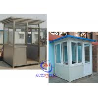 Wholesale Economic Garden Sentry Box / Guard House Layout 2 Years Warranty from china suppliers