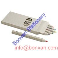 Wholesale paper lead pencil,newspaper HB pencil, promotion recycled pencil, eco green pencil from china suppliers