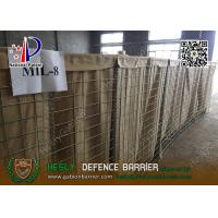 Buy cheap HMil8 1.37m height Military Defensive Barriers   China Gabion Barrier Factory/exporter from wholesalers