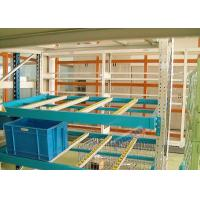 Wholesale ISO Approval Carton Flow Rack Warehouse Pallet Racking Maintenance Free from china suppliers