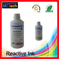 Wholesale Reactive Dye Ink for Textile Printer Roland/Mutoh/Mimaki printers from china suppliers