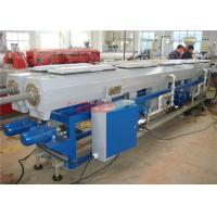 Wholesale C - PVC Cable Protection Pipe Extrusion Line , Plastic Pipe Making Machine 20 - 63MM from china suppliers