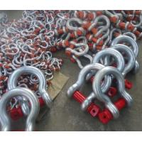 Wholesale U.S TYPE Arched Shackles with cotter pins G209 from china suppliers