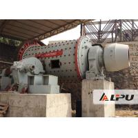 Wholesale Continuous Ball Milling Process Iron Ore Ball Mill Mining For Ore Dressing Industry from china suppliers