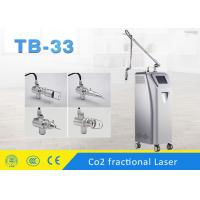 Wholesale Fractional Co2 Laser Scar Removal Machine , Co2 Laser Fractional Skin Resurfacing Equipment from china suppliers