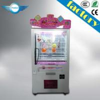 Buy cheap Claw Crane Vending Machines/Arcade Claw Machine/Crane Claw Machine For Sale from wholesalers