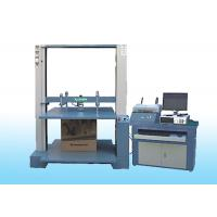 Wholesale 20KN ~ 100KN Professional Servo Carton Compression Tester Packaging Test Equipment from china suppliers