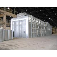 Wholesale industrial paint and heating booth,customer design available from china suppliers