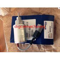 Wholesale JCB spare parts  U85206452 shut down solenoid from china suppliers