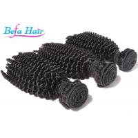 Wholesale No Bad Smell Peruvian Hair Extensions 30 Inches Afro Curl Hair from china suppliers