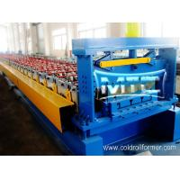 Wholesale Steel Deck Floor Roll Forming Machine MXM-5A from china suppliers