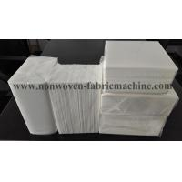 Wholesale Wood Pulp Linen Like Paper Guest Towels , Disposable Bathroom Hand Towels from china suppliers