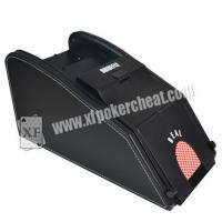 Buy cheap Customized Baccarat Poker Cheating Devices Black Color For Plastic Playing Cards from wholesalers
