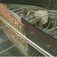 Wholesale stainless steel table top chain conveyors slat conveyor flat top conveyor from china suppliers