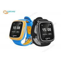 Quality Accurate GPS Watch Phone Waterproof , GPS Tracker Watch For Toddler / Elders for sale