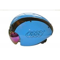 Wholesale Customized Fashion TT Track Cycling Time Trial Helmets Racing Bicycle Helmet from china suppliers