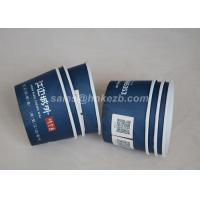 Wholesale OEM Double PE Disposable Ice Cream Cups Customized Logo Printed from china suppliers