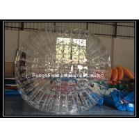 Wholesale Transparent Lumious Human Inflatable Bumper Bubble Balls Wearproof from china suppliers