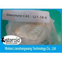 Wholesale CAS 521-18-6 Bodybuilding Anabolic Steroids Muscle Mass Stanolone Androstanolone from china suppliers
