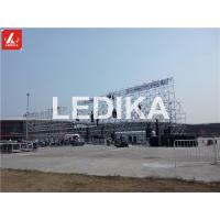 Quality Multipurpose Speaker Stands Steel Layer Truss For Outdoor / Indoor Performances for sale
