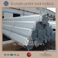 Wholesale Q235 / Q345 scaffolding steel Hot Dipped Galvanized Pipe for coupler from china suppliers