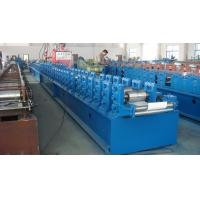Wholesale Chain Drive Shutter Door Forming Machine , Cold Roll Forming Equipment from china suppliers