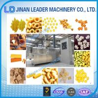 Quality Core filling snack processing machine Filled Bar Processing Line for sale