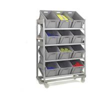 Quality OEM Manufactured Mobile Storage Bins Module System for sale