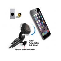 Wholesale Phone Universal Magnetic Car Holder CD Slot Mount Cradle Kit for Mobile Phone GPS from china suppliers