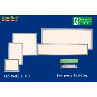 Wholesale Emergency Dimming 600mm x 600mm 40W LED Ceiling Panel Light For Buliding from china suppliers