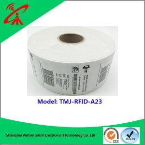Wholesale Custom Uhf Rfid Woven Printable Rfid Labels Fashional Comfortable Soft Elegant Washable from china suppliers