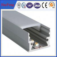 Wholesale 6000 series anodized aluminum extrusion price,aluminium profile for led lamps tube from china suppliers