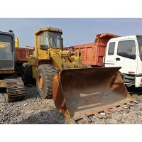 Buy cheap Original japan Used Caterpillar 966F Wheel Loader CAT 3306 Engine from wholesalers