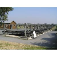 Wholesale Portable Prefabricated Modular Steel Bridges Longest Bailey Bridge With Standard Components from china suppliers