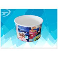 Wholesale Offset Printing Paper Ice Cream Cups 100ml  , 170ml  , 200ml Takeaway Coffeae Cups from china suppliers