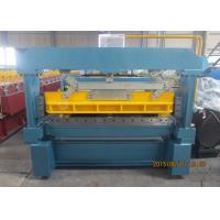 Wholesale Mitsubishi PLC Metal Slitting Machine Accessorial Equipment For Roll Forming Machine from china suppliers