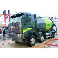 Wholesale 12m³ Cubage Mixer Concrete Truck With ZF8118 Steering Gear Box from china suppliers