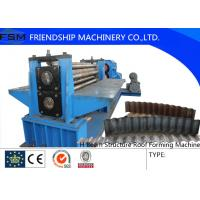 Wholesale Steel Corrugated Plate Thread Forming Silo Making Machine Grain Elevator Construction from china suppliers